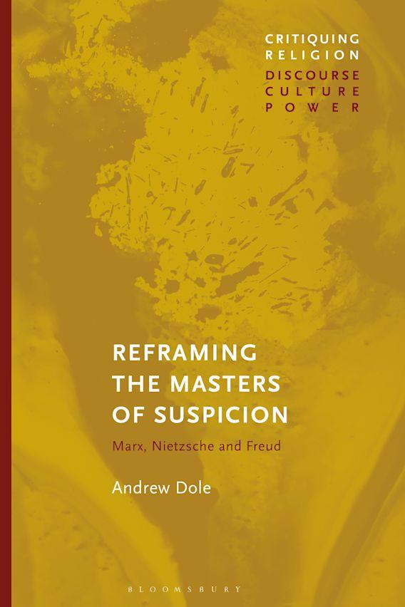 Reframing the Masters of Suspicion cover