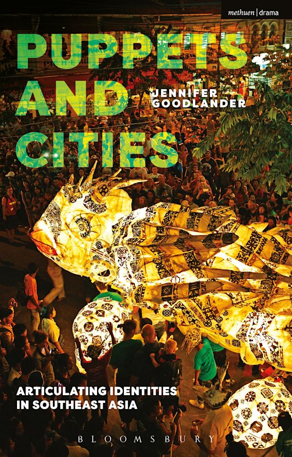Puppets and Cities cover