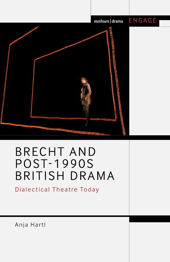 Brecht and Post-1990s British Drama cover