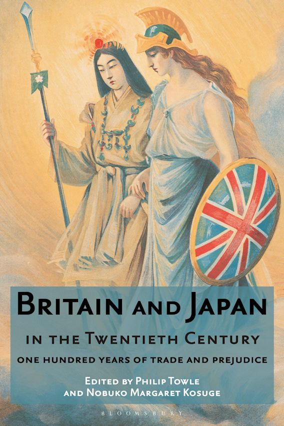 Britain and Japan in the Twentieth Century cover