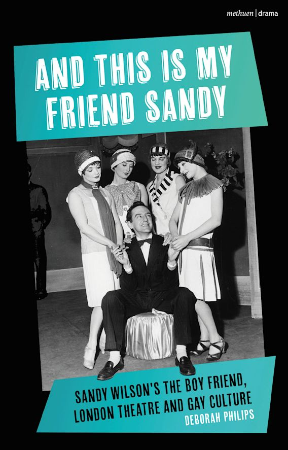 And This is My Friend Sandy cover