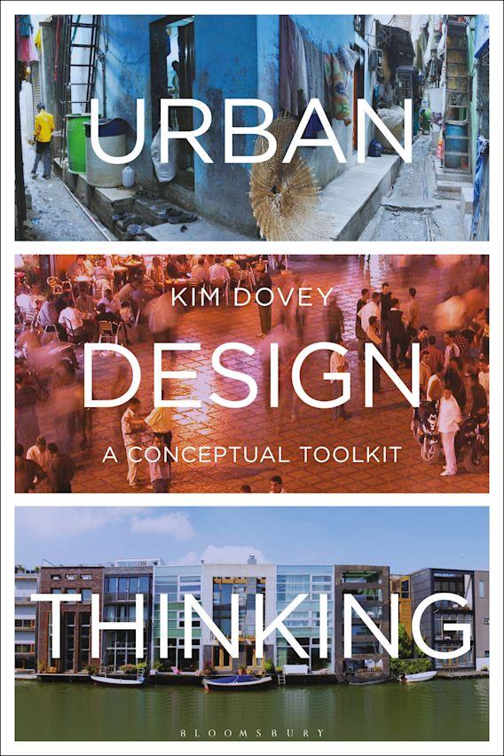 Urban Design Thinking cover