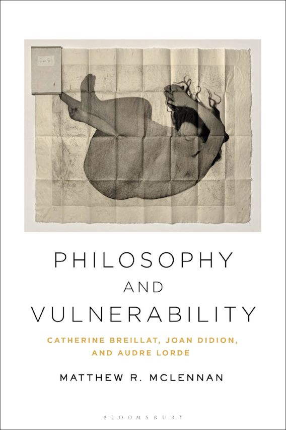 Philosophy and Vulnerability cover