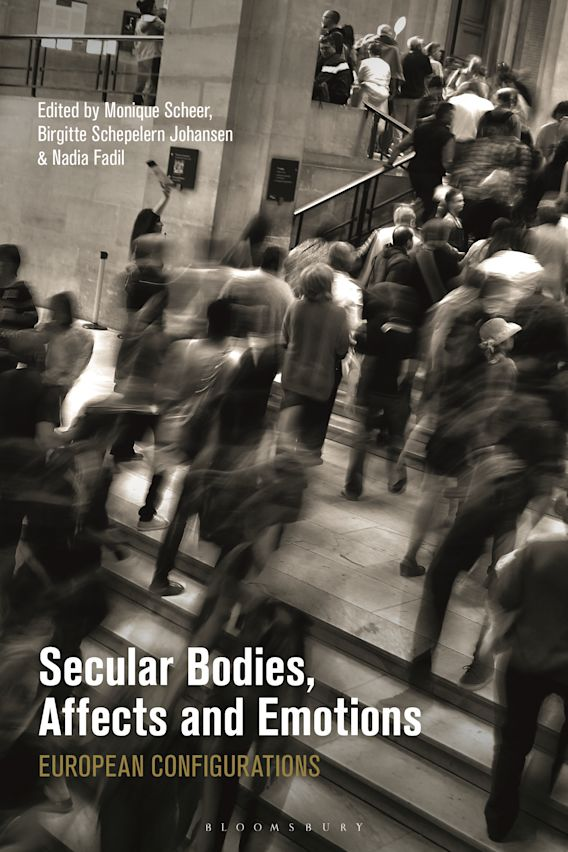 Secular Bodies, Affects and Emotions cover