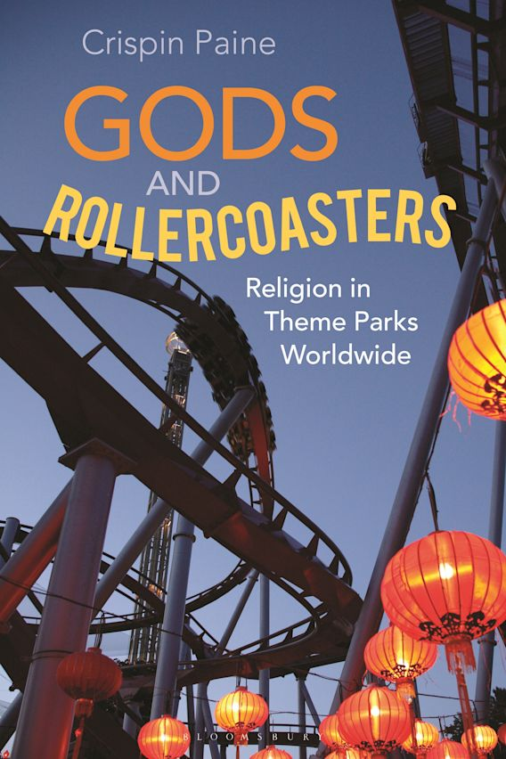 Gods and Rollercoasters cover