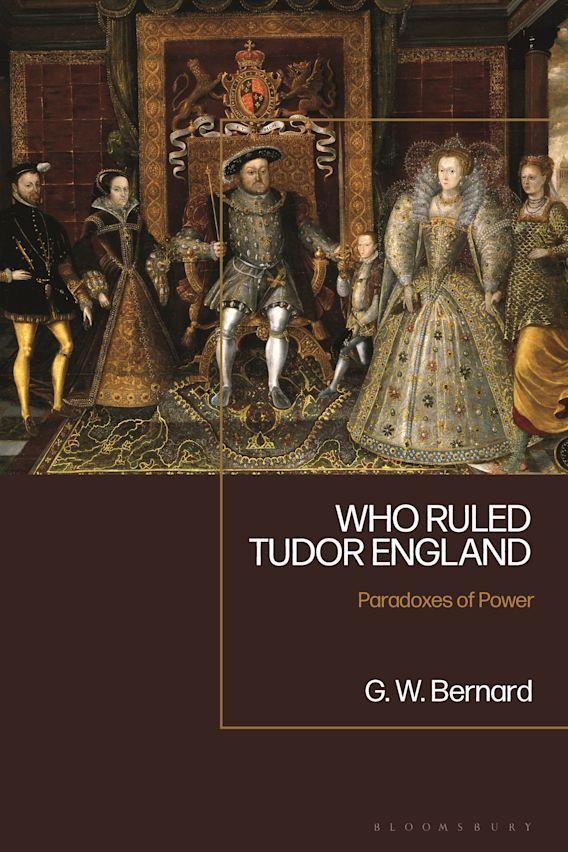 Who Ruled Tudor England cover