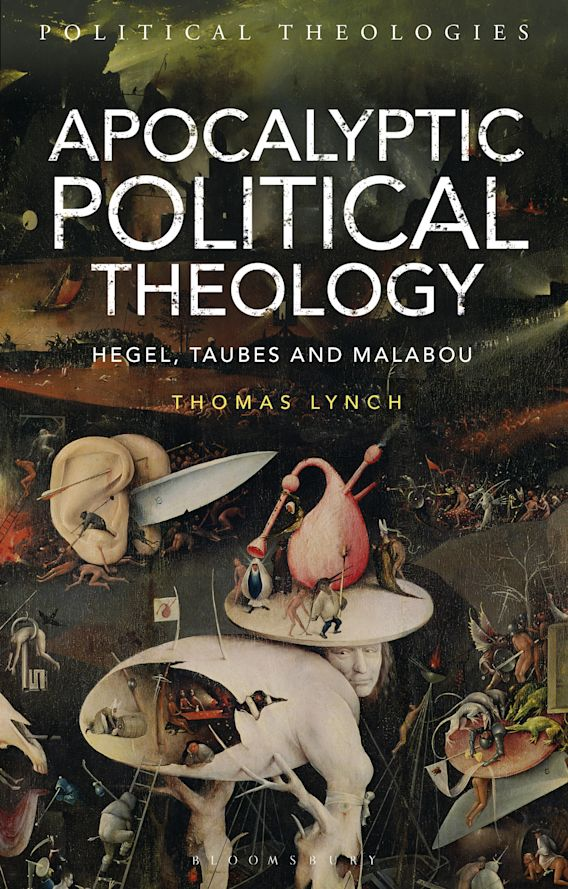 Apocalyptic Political Theology cover