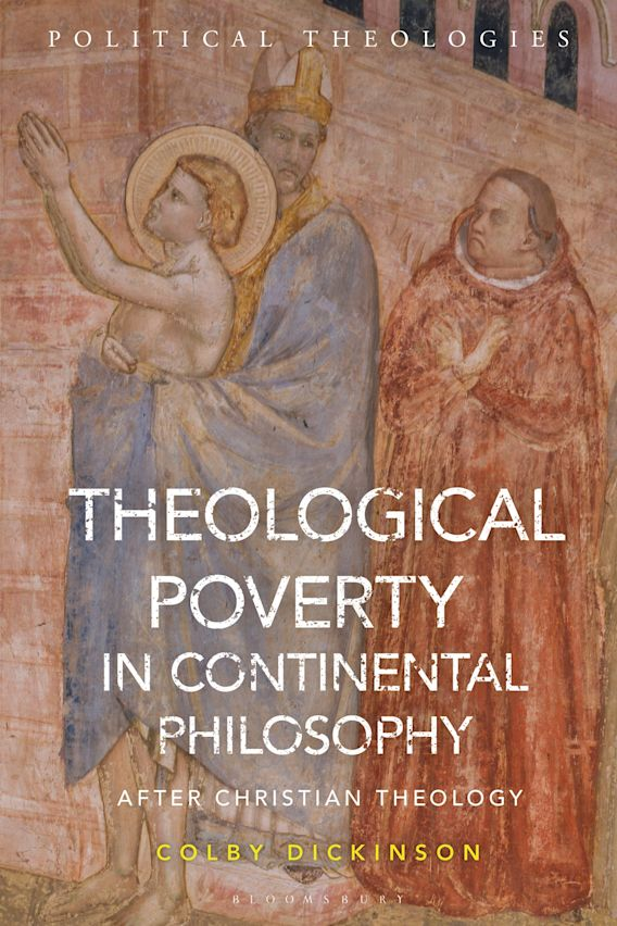 Theological Poverty in Continental Philosophy cover