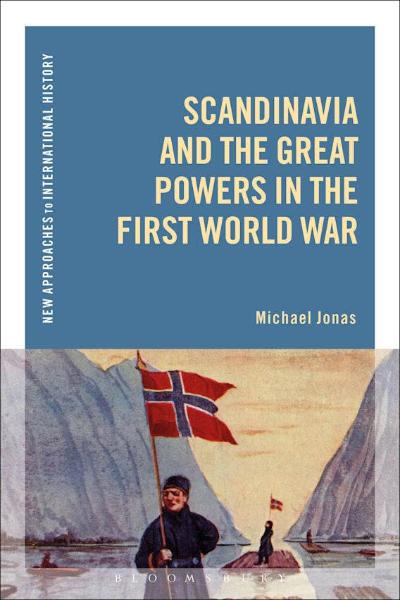 Scandinavia and the Great Powers in the First World War cover