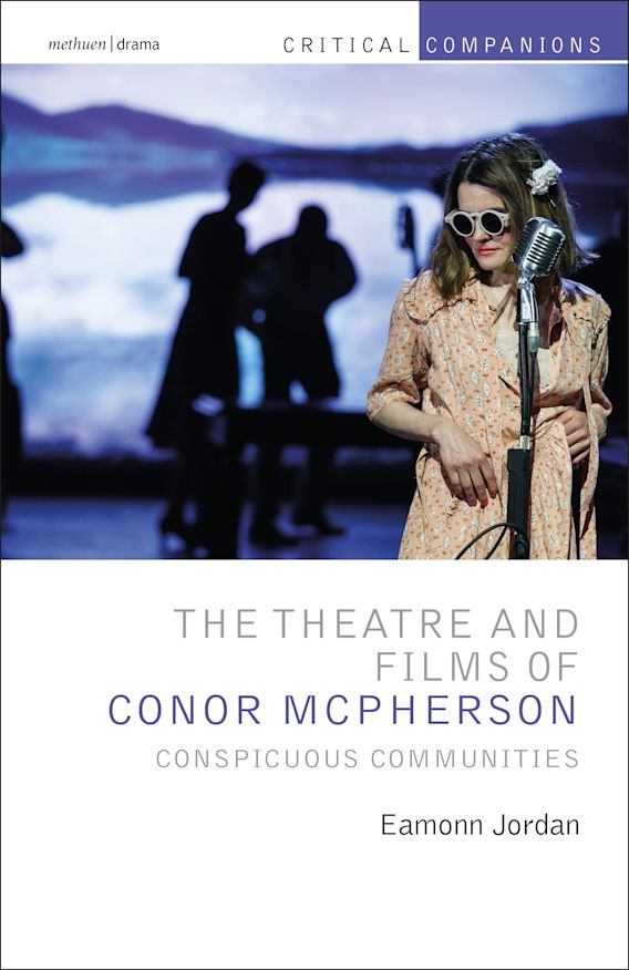 The Theatre and Films of Conor McPherson cover