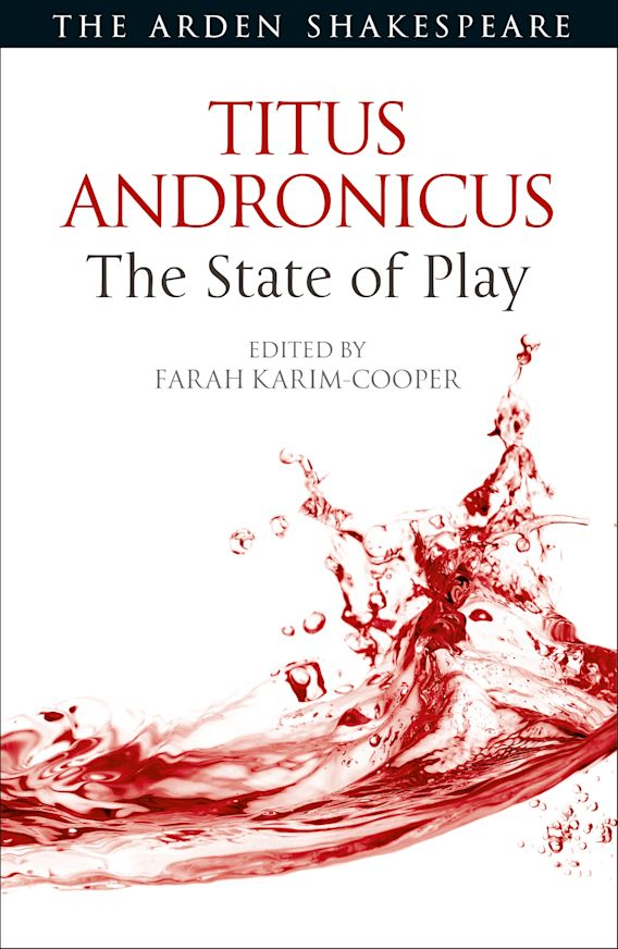 Titus Andronicus: The State of Play cover