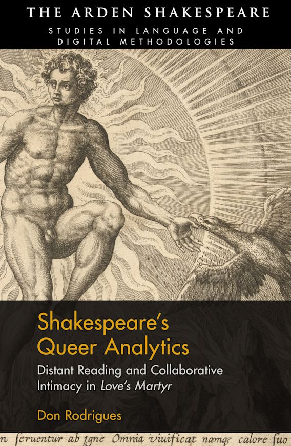 Shakespeare's Queer Analytics cover