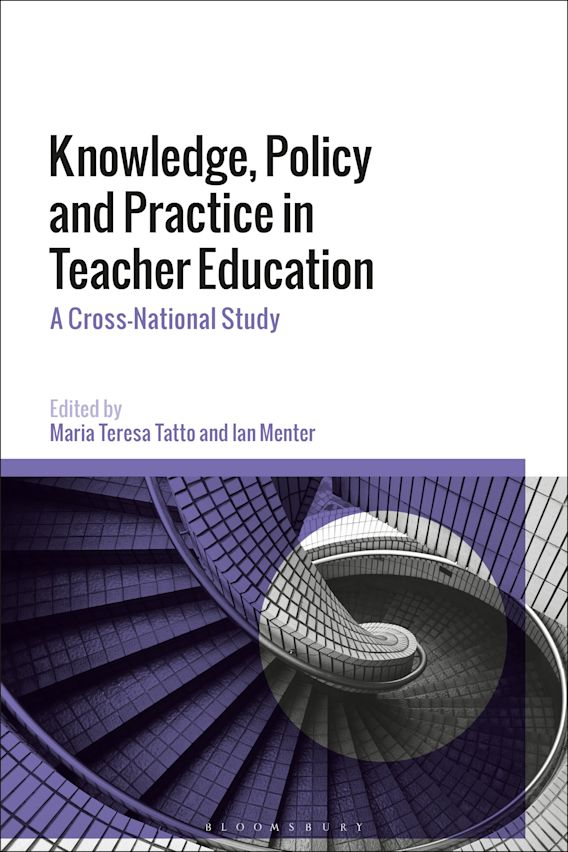 Knowledge, Policy and Practice in Teacher Education cover