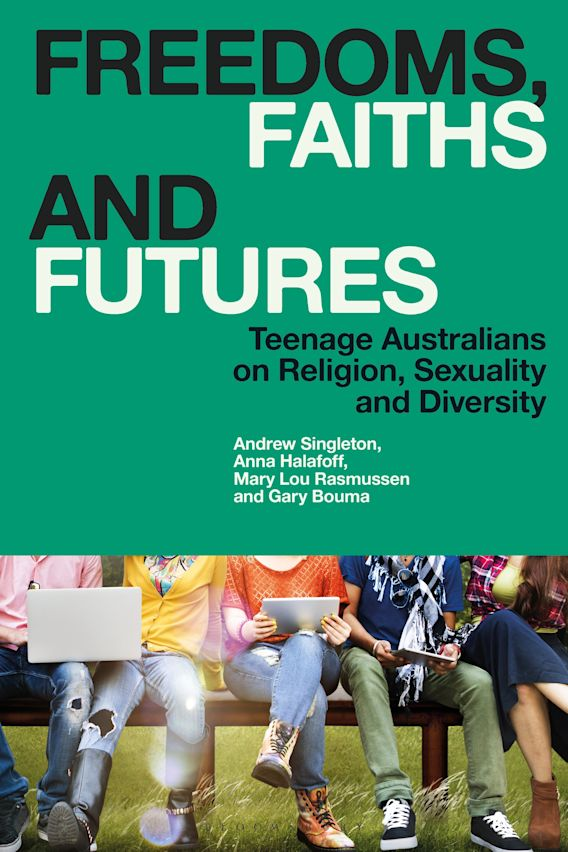 Freedoms, Faiths and Futures cover