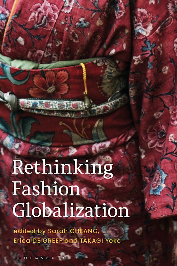 Rethinking Fashion Globalization cover