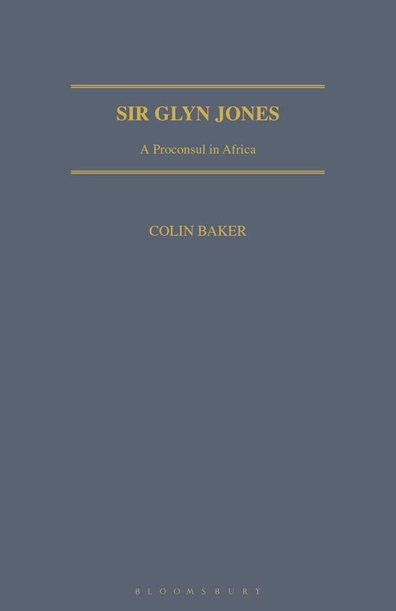 Sir Glyn Jones cover