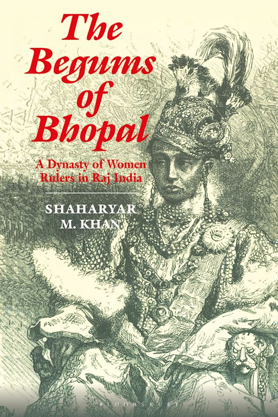 The Begums of Bhopal cover