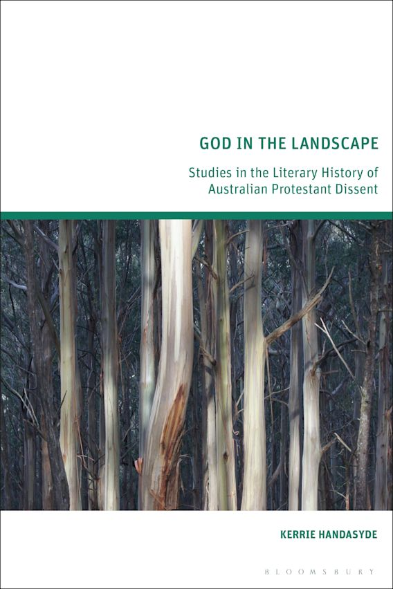 God in the Landscape cover