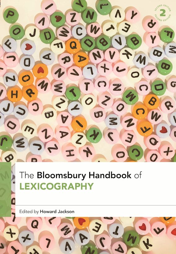 The Bloomsbury Handbook of Lexicography cover