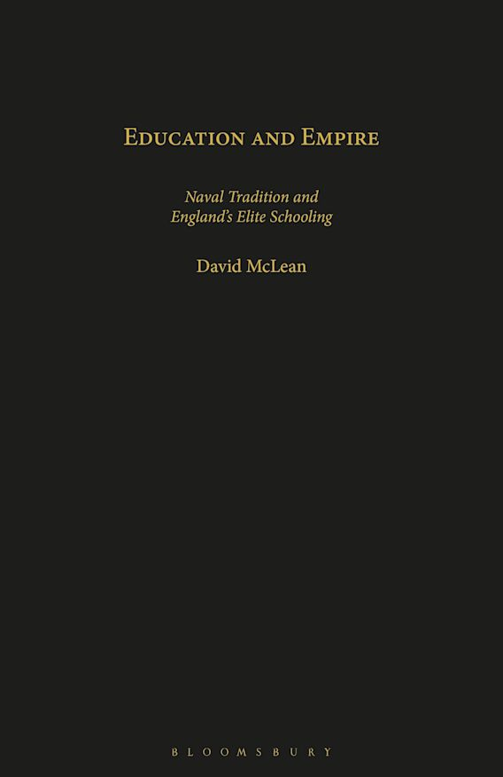Education and Empire cover