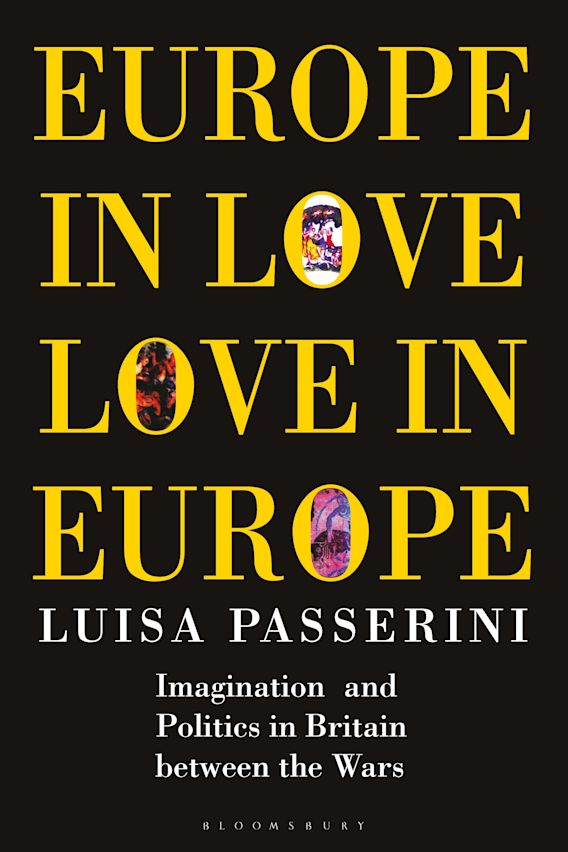 Europe in Love, Love in Europe cover