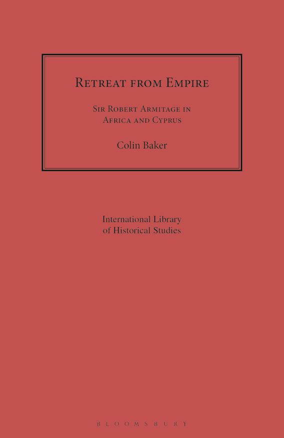 Retreat from Empire cover