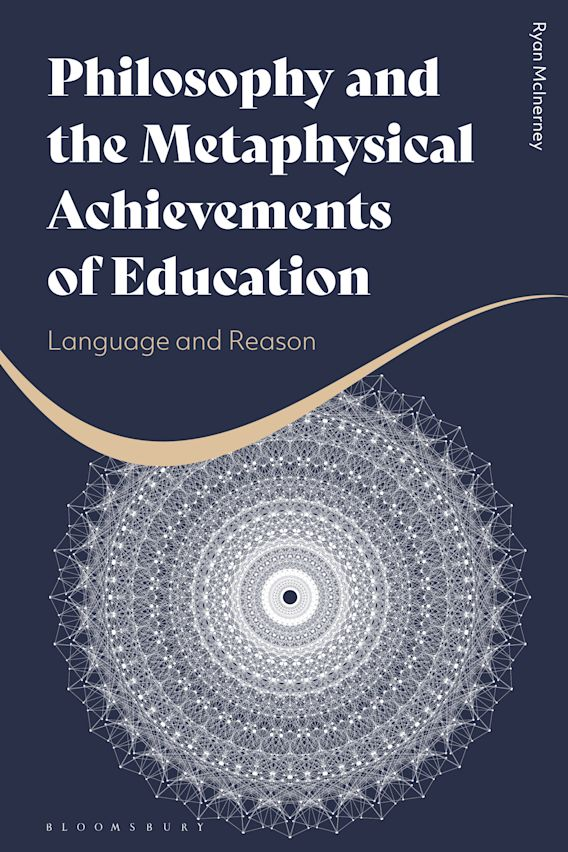 Philosophy and the Metaphysical Achievements of Education cover