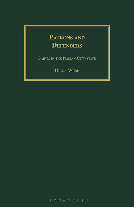 Patrons and Defenders cover