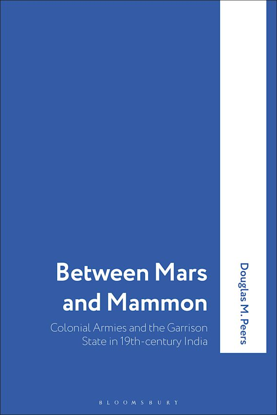 Between Mars and Mammon cover
