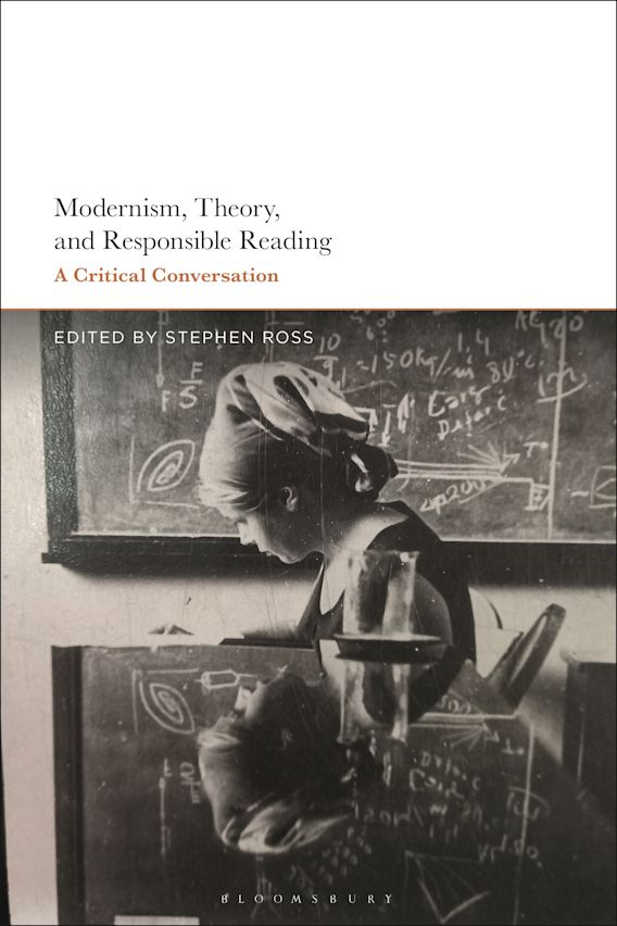 Modernism, Theory, and Responsible Reading cover
