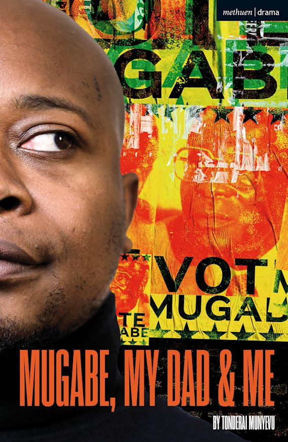 Mugabe, My Dad and Me cover