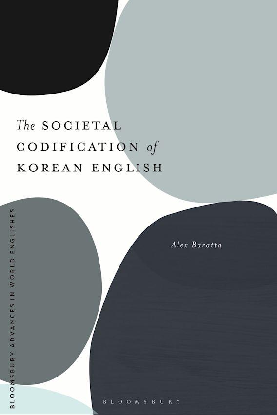 The Societal Codification of Korean English cover