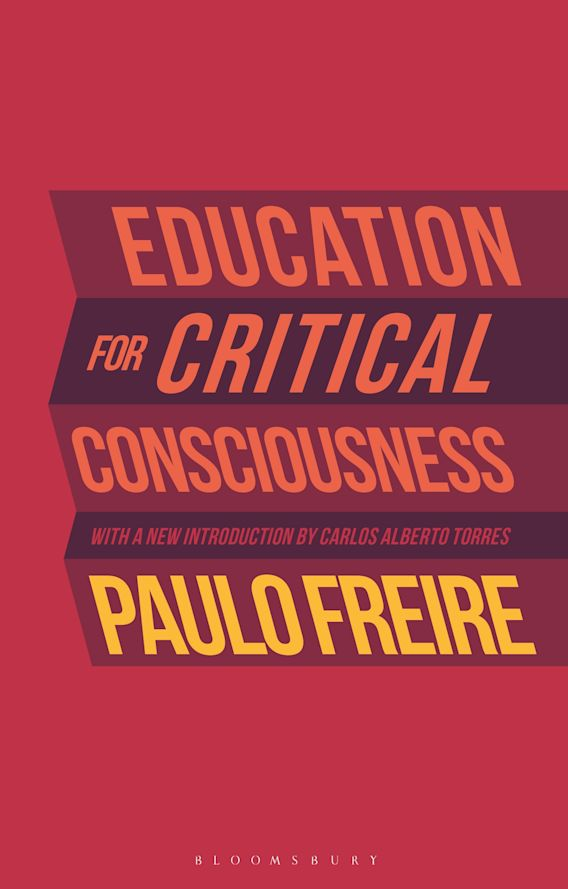 Education for Critical Consciousness cover