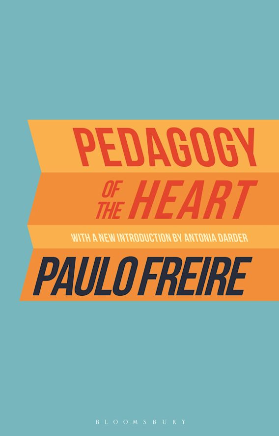 Pedagogy of the Heart cover