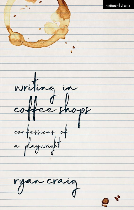 Writing in Coffee Shops cover