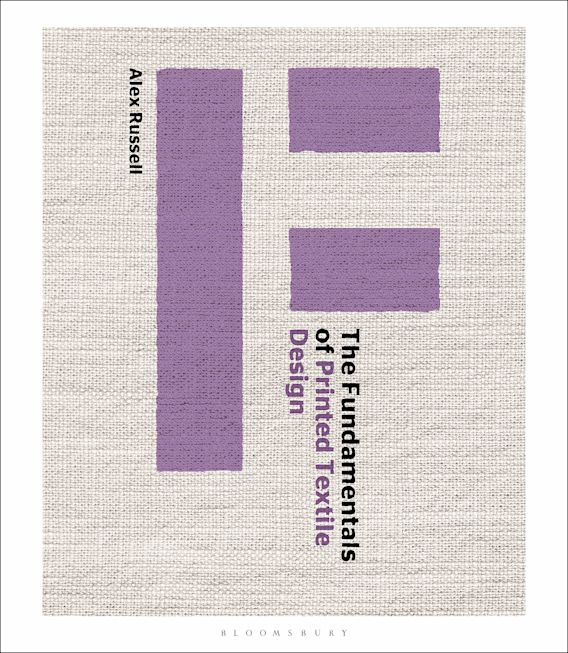 The Fundamentals of Printed Textile Design cover