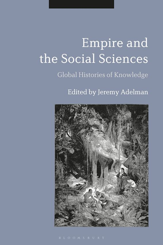 Empire and the Social Sciences cover