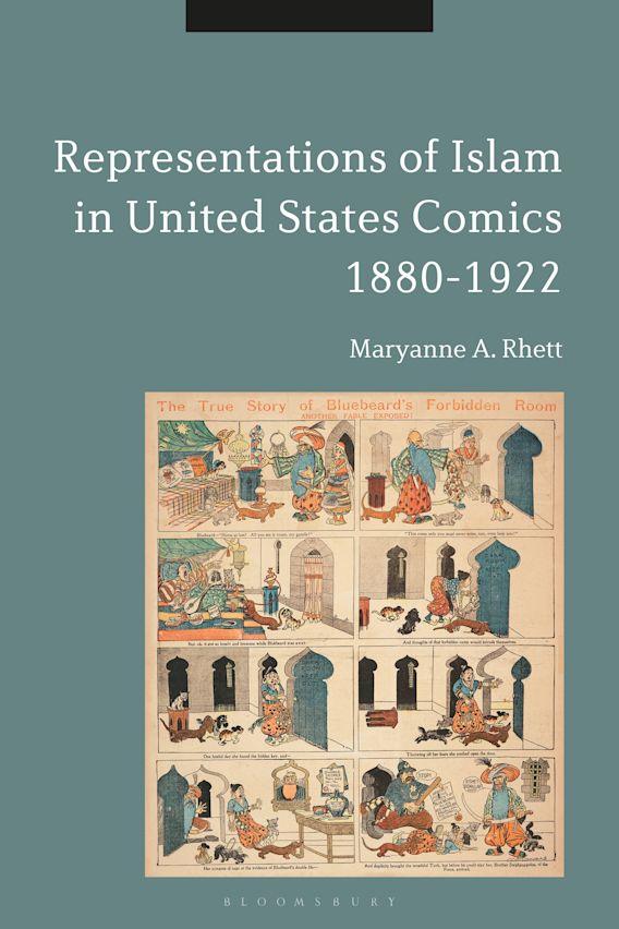 Representations of Islam in United States Comics, 1880-1922 cover