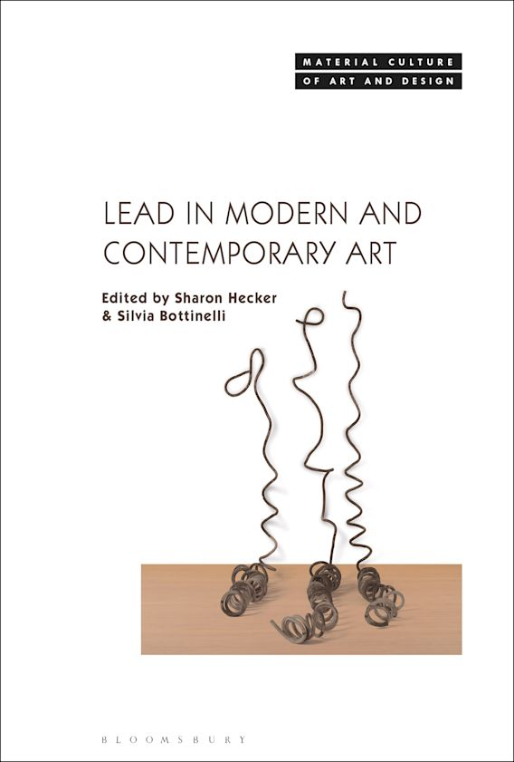 Lead in Modern and Contemporary Art cover