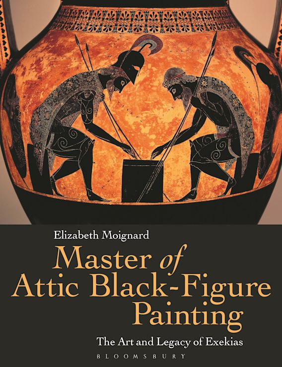 Master of Attic Black Figure Painting cover