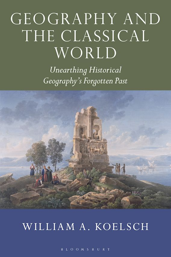 Geography and the Classical World cover