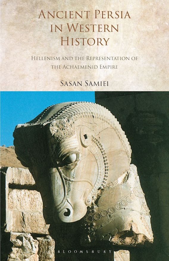 Ancient Persia in Western History cover
