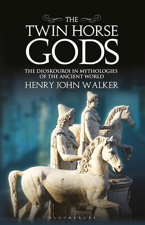 The Twin Horse Gods cover
