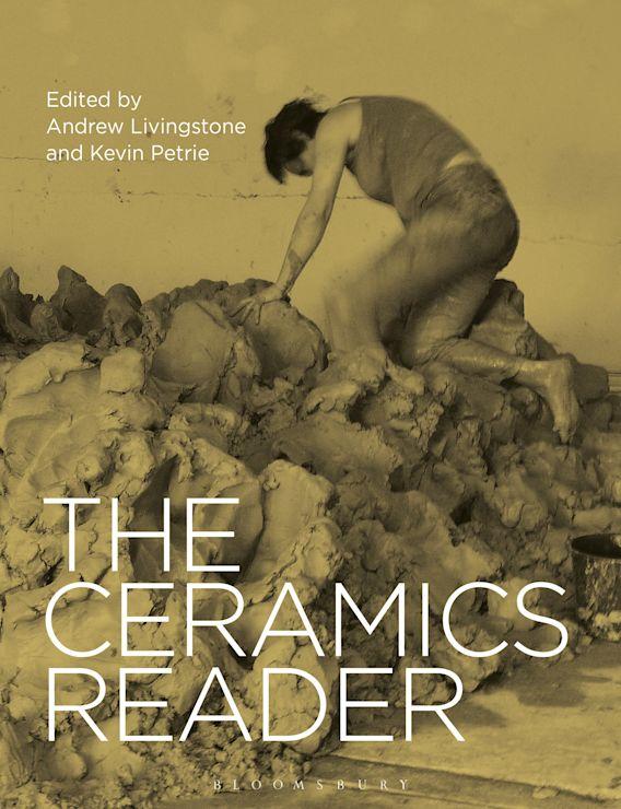The Ceramics Reader cover