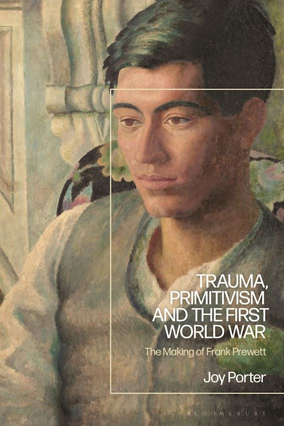 Trauma, Primitivism and the First World War cover