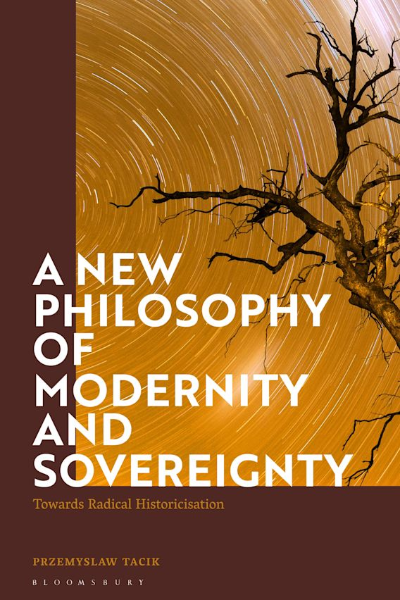 A New Philosophy of Modernity and Sovereignty cover