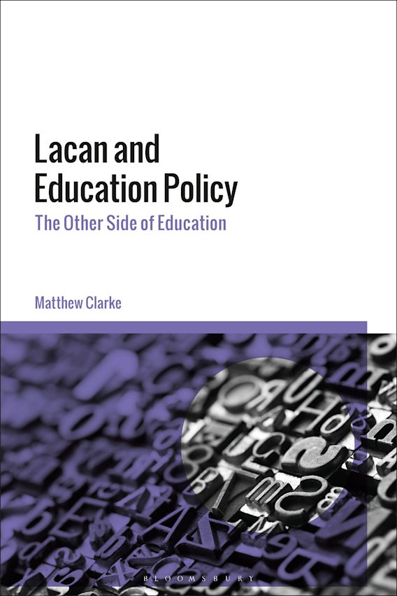 Lacan and Education Policy cover