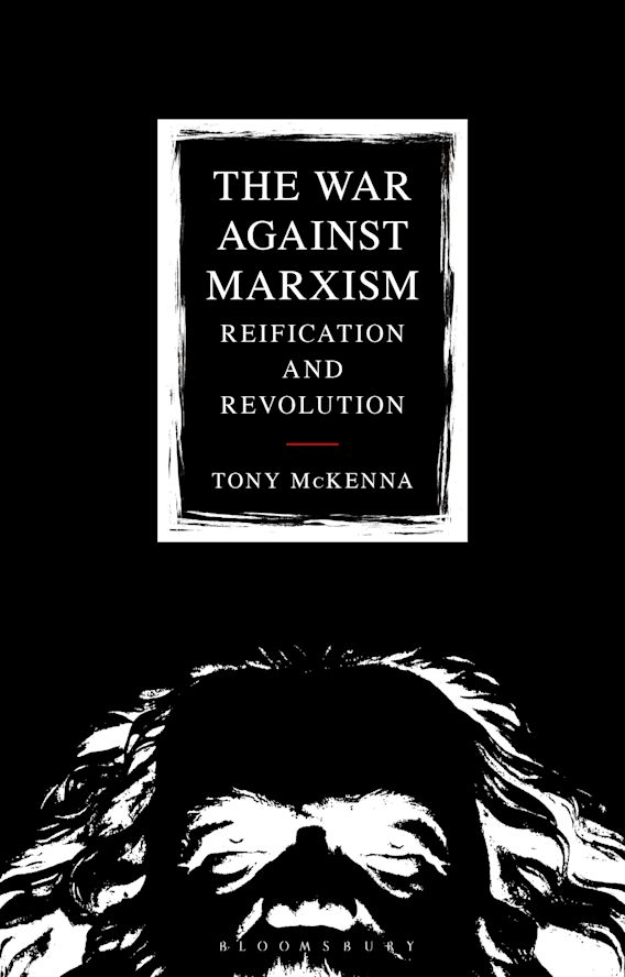 The War Against Marxism cover