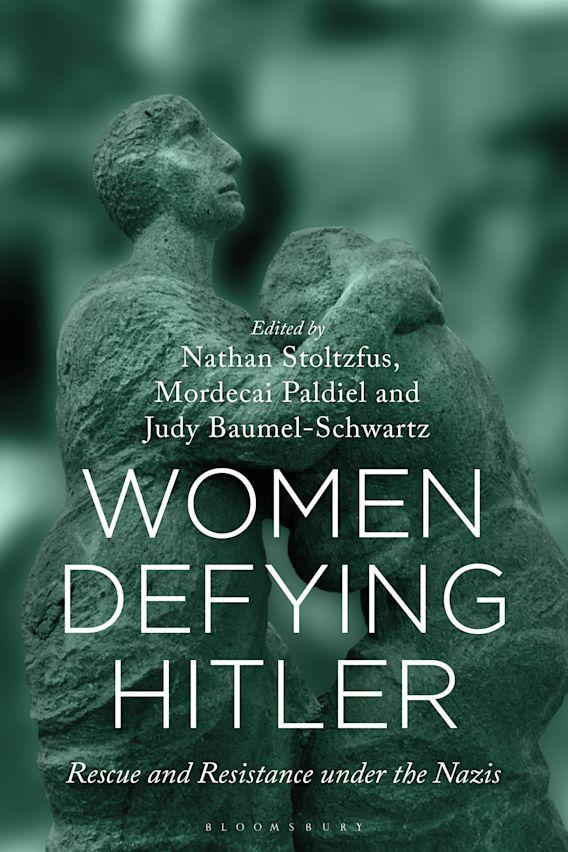 Women Defying Hitler cover