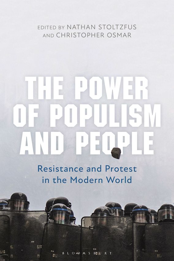 The Power of Populism and People cover